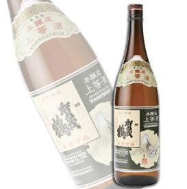 賀茂鶴 本醸造 上等酒 1.8L清酒 1800ml 日本酒