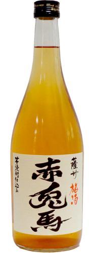 赤兎馬 梅酒 720ml 14度【濱田酒造】 せきとば うめしゅ