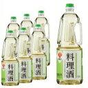 【お買い得】盛田 料理酒 1.8Lペット×6本 1ケース 1800ml 醸造調味料