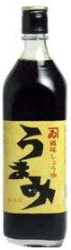 風味しょうゆ うまみ こいくち700ml【カネヰ醤油】