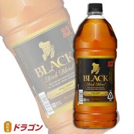 ブラックニッカ リッチブレンド 40度 2.7L 2700ml アサヒ ニッカウイスキー 大容量 業務用