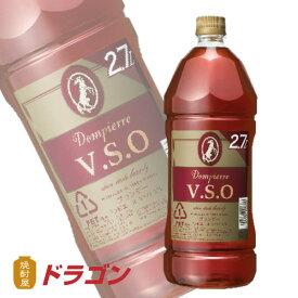 ニッカ ドンピエール V.S.O 37度 2.7L ブランデー VSO