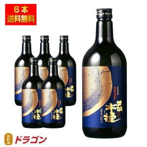 【送料無料】雲海 日向木挽 紫芋仕込み 芋焼酎 25度 720ml瓶×6本 雲海酒造