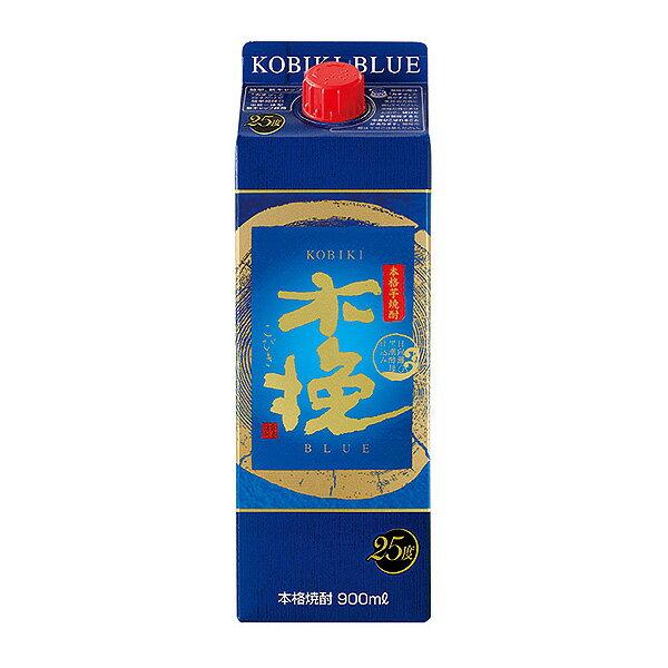雲海 木挽BLUE ブルー うんかい 芋焼酎 25度 900ml パック 雲海酒造