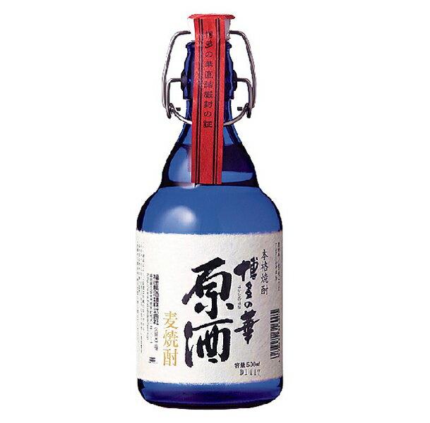 【ポイント最大10倍】博多の華 むぎ 原酒 44度 500ml 麦焼酎 福徳長酒類 はかたのはな