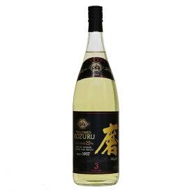メロー小鶴 磨 長期貯蔵焼酎 25度 1800ml  麦・米焼酎 小正醸造 1.8L