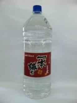 一本勝麥子燒酒4L塑料瓶