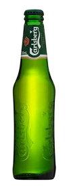 サントリー カールスバーグ クラブボトル 330ml瓶 1ケース24本入り