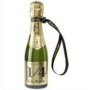 ニコラ フィアット ワン・フォー ブリュット 200ml【フランス】(ハーフボトル)スパークリングワイン
