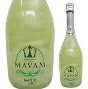 ボデガス・デル・サス マバム マジック750ml【スペイン】スパークリングワイン