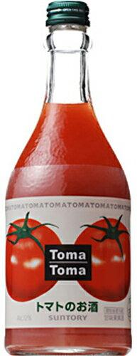 トマトのお酒 トマトマ 12度 500ml リキュール サントリー