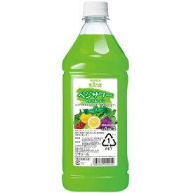 果実の酒 ベジサワー セロリ&レモン 18度 1.8L ペット リキュール アサヒ カクテルコンク 1800ml 業務用