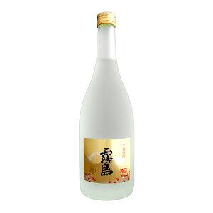 霧島 ゴールドラベル  20度 720ml 霧島酒造 芋焼酎