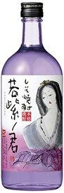若紫ノ君 25度 720ml しそ焼酎 宝酒造わかしばのきみ 若紫の君