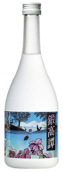 鍛高譚(たんたかたん) 20度 720ml しそ焼酎 合同酒精