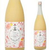 桃姫 とろこく 桃たっぷり梅酒1800ml 中田食品うめしゅ リキュール 1.8L