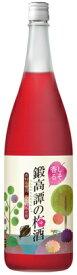 鍛高譚(たんたかたん) 梅酒 12度 1800ml 合同酒精 1.8L