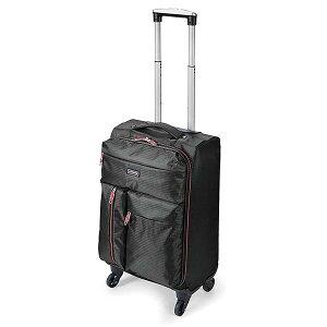 キャリーケース トランクケース スーツケース ブランド レジェンド ブラック ビジネス 出張 コンパクトに収納 折りたたみ可能 100席以上の航空機内持ち込み可能