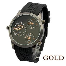 ビッグフェイス メンズ 腕時計BARIHO マルチファンクション メンズ 腕時計