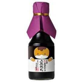 【正田醤油】二段熟成ぐんまちゃん150mlビン