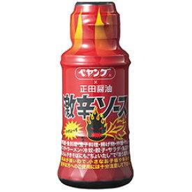 【正田醤油】ペヤング×正田醤油激辛ソース150ml