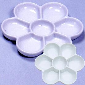 墨運堂 陶器 梅皿 18.0cm (26517)