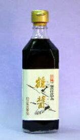 三十二石大杉樽二度仕込みヤマロク醤油『鶴醤』(つるびしお)500ml
