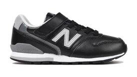 ニューバランス newbalance スニーカー キッズ YV996LBK M ブラック BLACK 靴 シューズ ジュニア 20FW マジック ベルクロ 通学 男の子 ボーイズ 女の子 ガールズ