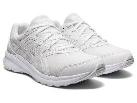 アシックス asics スニーカー メンズ・ユニセックス ジョルト3 JOLT3 1011B041.101 White/White ホワイト/ホワイト 22〜29,30cm レディース ランニング 幅広 ワイド  スクール 白 通学靴 白靴 靴 シューズ  ランニングシューズ 運動靴 ワイド