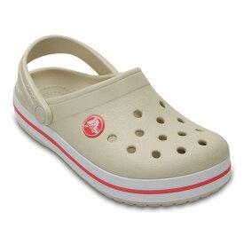 [マラソン中ポイント5倍][クロックス] crocs 204537 キッズ ジュニア | クロッグサンダル | crocband kids | クロックバンド キッズ | 軽量 クッション性 | スタッコ×メロン