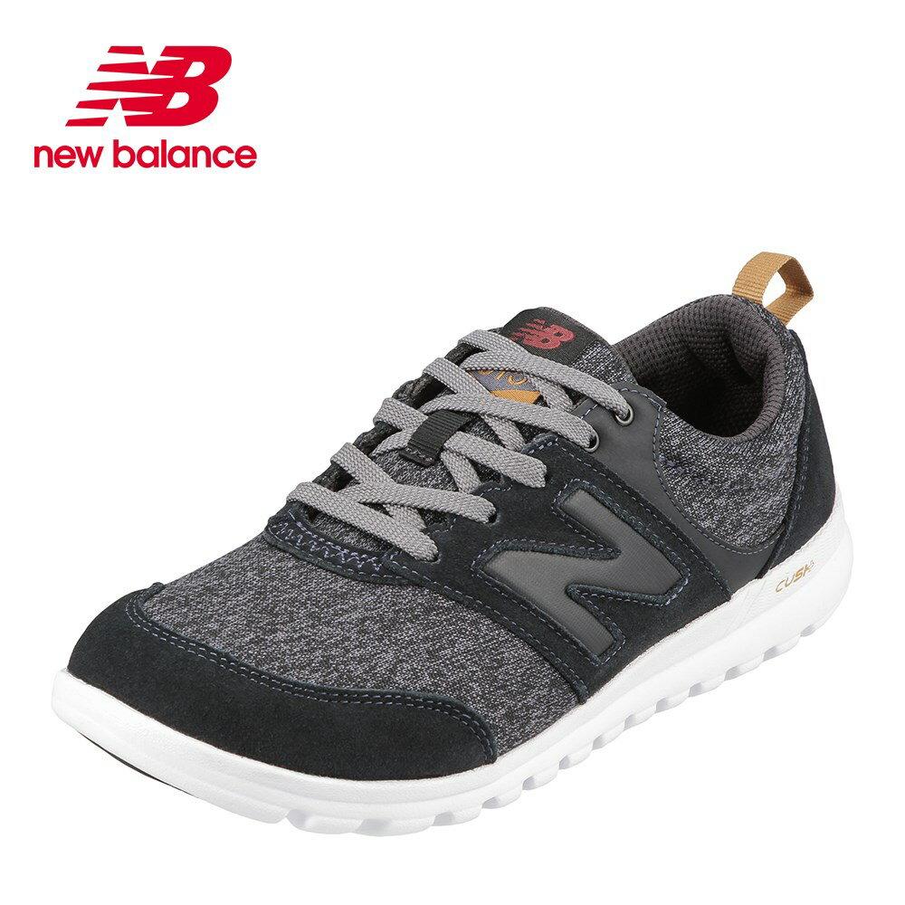 ニューバランス new balance ウォーキングシューズ MW315ER2E メンズ 靴 シューズ 2E相当 ウォーキングシューズ 軽量 スニーカー トレーニング ジム スポーツ 大きいサイズ対応 28.0cm ブラック