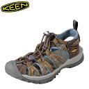 キーン KEEN レディース サンダル 1016241 WHISPER ウィスパー スポーツサンダル レディース靴 靴 シューズ スポサン 軽量 アウトドア キャンプ レジャー フェス ウォーターシュ