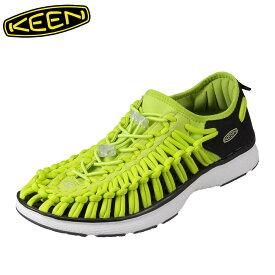 キーン KEEN メンズ スニーカー 1018716 UNEEK O2 ユニーク ローカットスニーカー メンズ靴 靴 シューズ スポーツサンダル スポサン 軽量 アウトドア キャンプ レジャー フェス ウォーターシューズ ブランド 人気 大きいサイズ対応 ライム