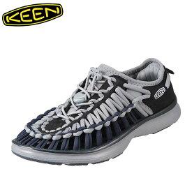 キーン KEEN サンダル 1019947 レディース靴 靴 シューズ 2E相当 レディース サンダル 軽量設計 UNEEK O2 人気ブランド グレー