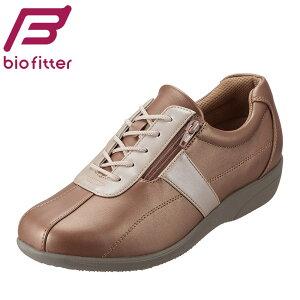 バイオフィッター レディース Bio Fitter コンフォートシューズ BFL-3013 レディース靴 靴 シューズ コンフォートシューズ レースアップシューズ ローカット 防水 防滑 抗菌 防臭 歩きやすい 大き