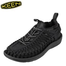 キーン KEEN 1018025 メンズ靴 靴 シューズ 2E相当 スニーカー 軽量 軽い UNEEK HT 小さいサイズ対応 大きいサイズ対応 ブラック