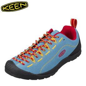 キーン KEEN 1020303 メンズ靴 靴 シューズ 2E相当 スニーカー 本革 レザー JASPER ジャスパー 小さいサイズ対応 大きいサイズ対応 サックス