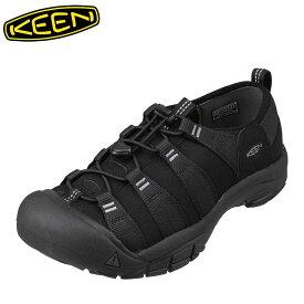 キーン KEEN 1020872 メンズ靴 靴 シューズ 2E相当 スニーカー ブーティ RIVERPORT 小さいサイズ対応 大きいサイズ対応 ブラック