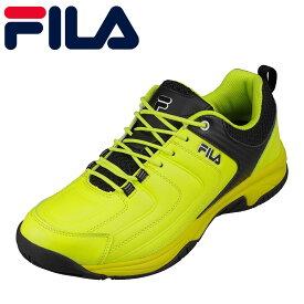 フィラ FILA FC-4216 メンズ靴 靴 シューズ スポーツシューズ テニス テニスシューズ 大きいサイズ対応 イエロー
