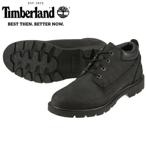 [ティンバーランド] Timberland TIMB 53582 メンズ | オックスフォードシューズ レースアップブーツ | 編み上げ BasicOxford | ヌバックレザー 耐久性 | 大きいサイズ対応 28.0cm | ブラック