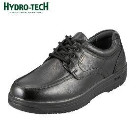ハイドロテック ウォーキング HYDRO TECH 6301 メンズ メンズウォーキングシューズ ブラック