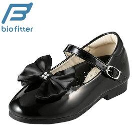 75b92b48753dc4 ... フィッター Bio Fitter フォーマル靴 753 BF-3017 キッズ 靴 靴 シューズ 15.0 - 22.0cm 2E ストラップ  シューズ 入学式 卒業式 発表会 結婚式 子供靴 女の子 黒 ...