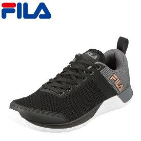 フィラ FILA スニーカー FTR-109 FXT CROSS53 メンズ靴 ランニングシューズ スポーツ スニーカー ローカット メンズスニーカー ウォーキング ジョギング ジム カジュアル スポーティ おしゃれ 大きいサイズ対応 28.0cm 29.0cm ブラック