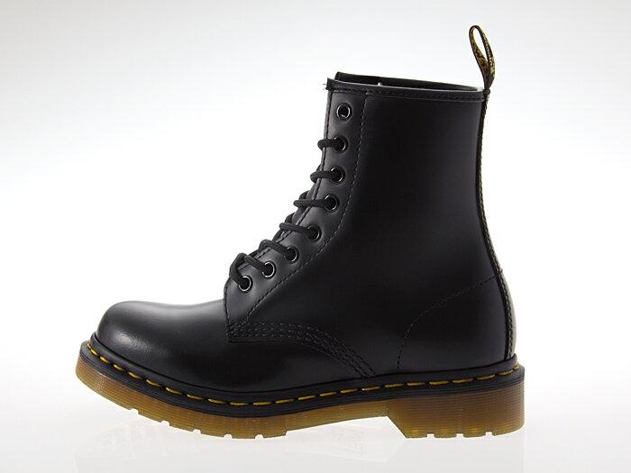 ドクターマーチン Dr.Martens 1460W 8HOLE BOOT 8ホール ブーツ レディース BLACK 黒 ブラック #11821006
