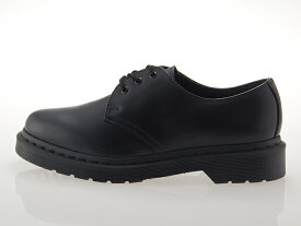 ドクターマーチン Dr.Martens 1461 MONO 3EYE GIBSON SHOES 3ホール ギブソン BLACK ブラック 黒 メンズ・レディースサイズ #14345001