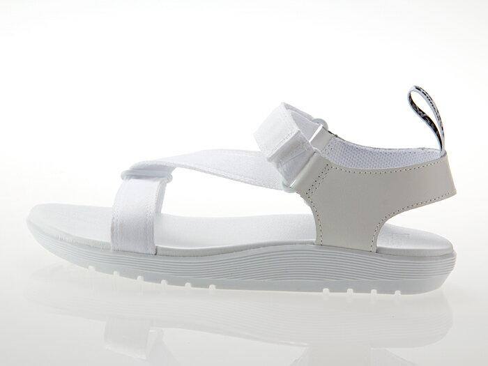 [ドクターマーチン] Dr.Martens BALFOUR Z STRAP SANDAL バルフォア ゼット ストラップ サンダル メンズ・レディースサイズ WHITE ホワイト 白 #22431100