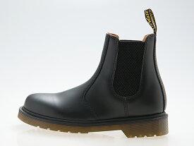 ドクターマーチン Dr.Martens 2976 CHELSEA BOOT チェルシー ブーツ サイドゴア BLACK 黒 #11853001