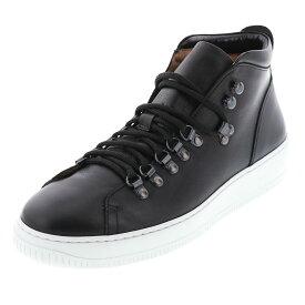 ボエモス ブーツ BOEMOS メンズ ハイカット スニーカー 靴 BM-4503 E20-4503 ブラック DAYTONA 24.5cm〜27.0cm