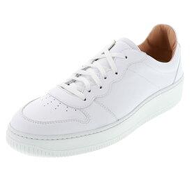 ボエモス BOEMOS メンズ ローカット スニーカー 靴 BM-4480 E20-4480 ホワイト WHITE 白 天然皮革 24.5cm〜27.0cm