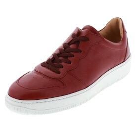 ボエモス BOEMOS メンズ ローカット スニーカー 靴 BM-4480 E20-4480 ボルドーレッド DAYTONA AMARONE BO10039 RED 赤 24.5cm〜27.0cm